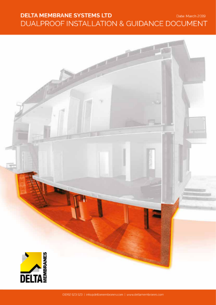 Delta DualProof Guidance and Installation Brochure