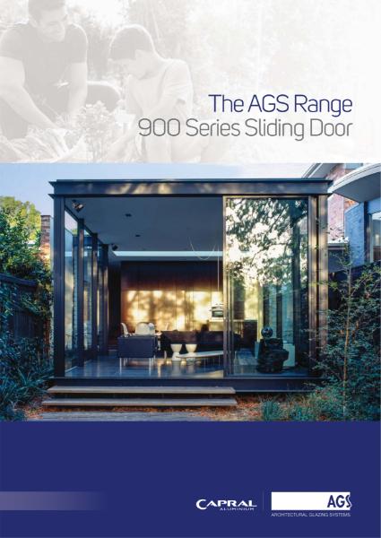 Capral-AGS-900-Sliding-Door Brochure
