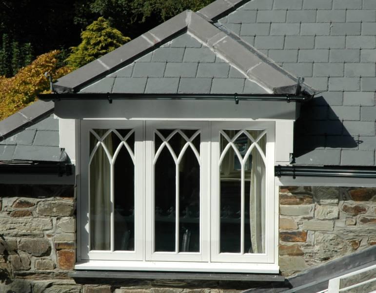 Wood window units
