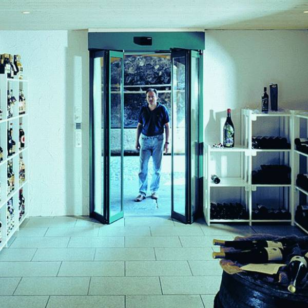 FFM 4 Wing Bi-Part Folding Door System