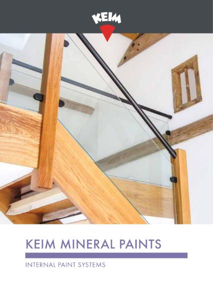 Keim Mineral Paints - Interiors Brochure