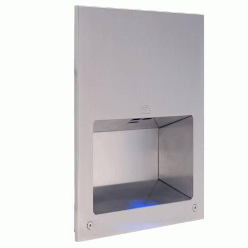 BC2007 Dolphin Velocity Eco Slimline Recessed Hand Dryer