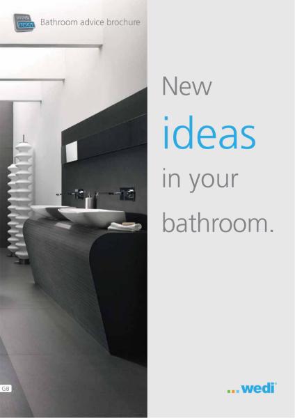 Bathroom Advice Brochure