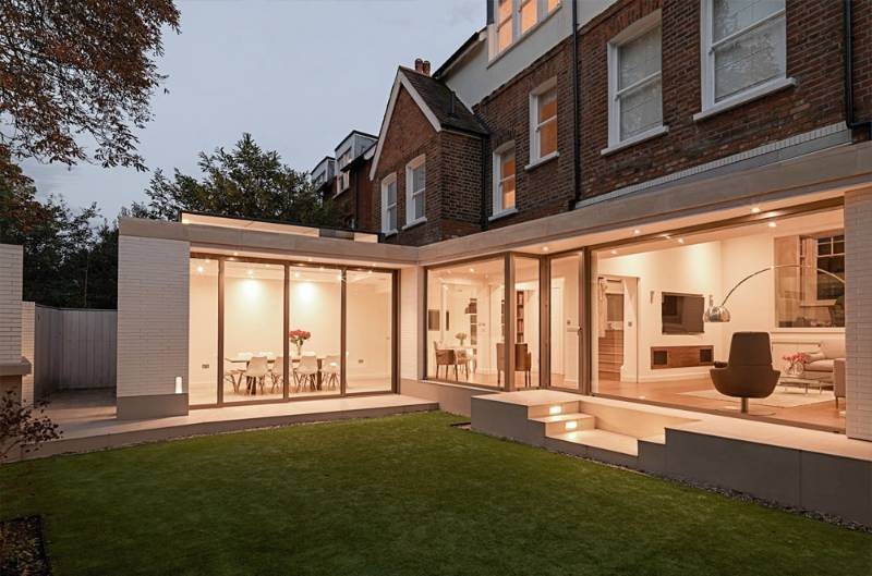 Rusholme | Light-filled South West London extension and remodel - Putney, London