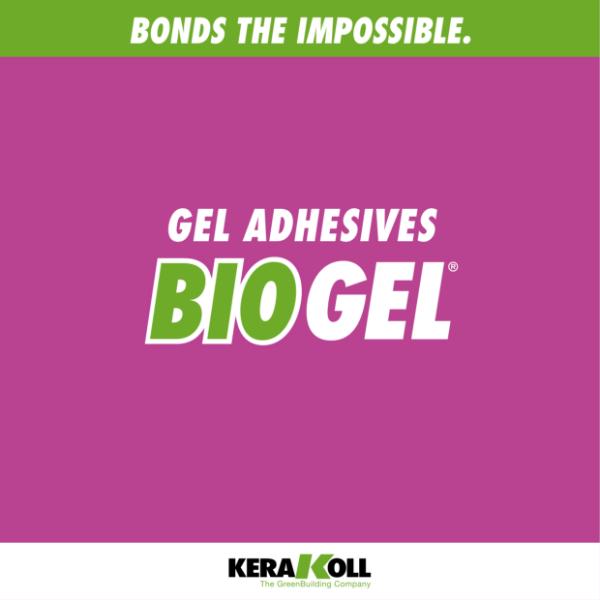 Biogel Tile Adhesive brochure