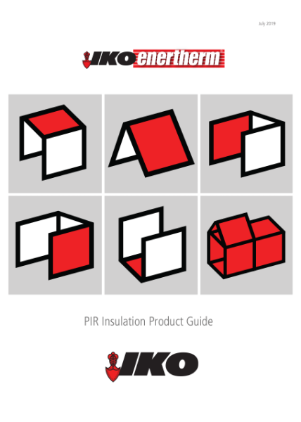 IKO enertherm PIR Insulation Product Guide