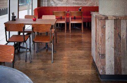 RELIK® Genuine Reclaimed Engineered Wood Flooring