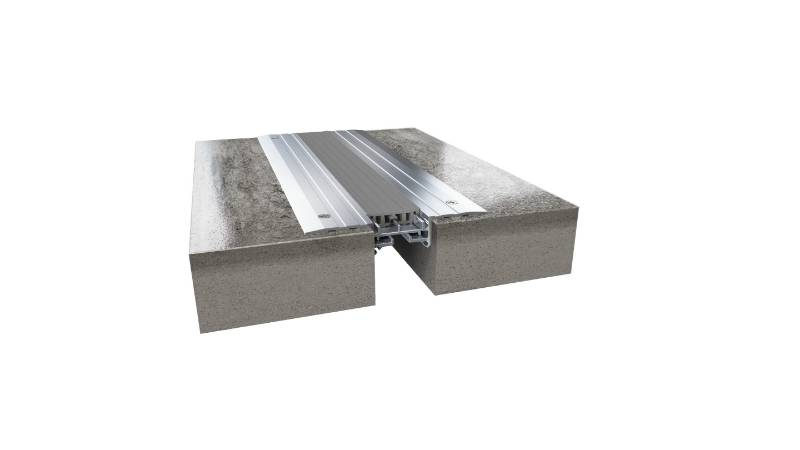 118 Series Wall To Corner Expansion Joint System