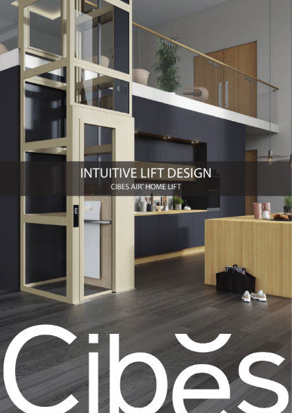Cibes Air Home Lift Brochure
