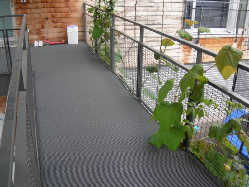 Frontrunner XT transforms unsafe balcony flooring