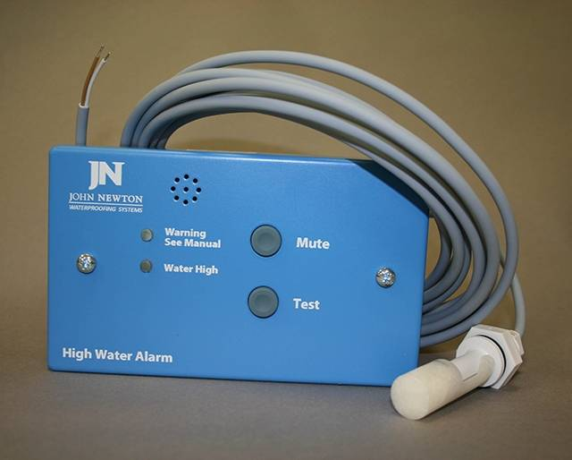 Newton High Water Alarm