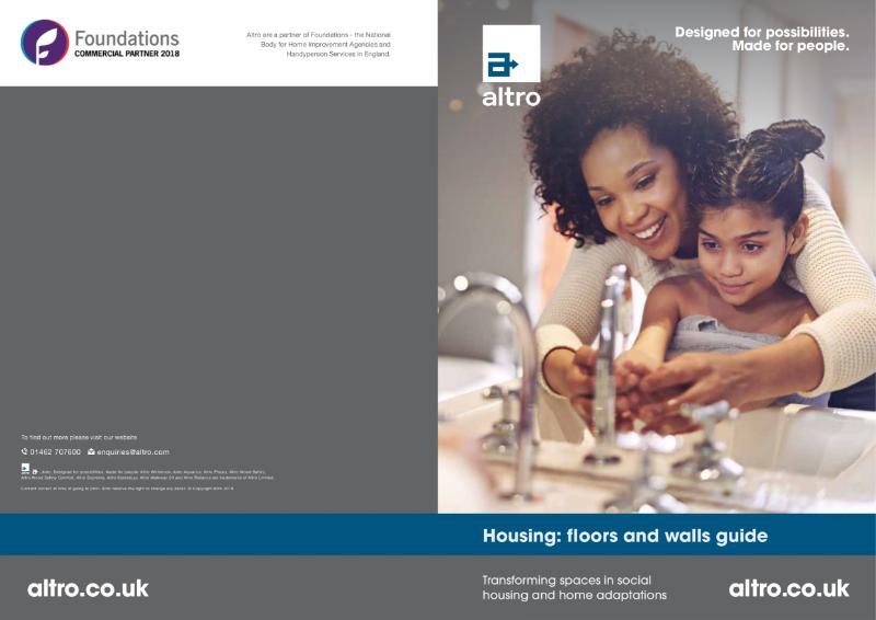 Altro Housing Brochure