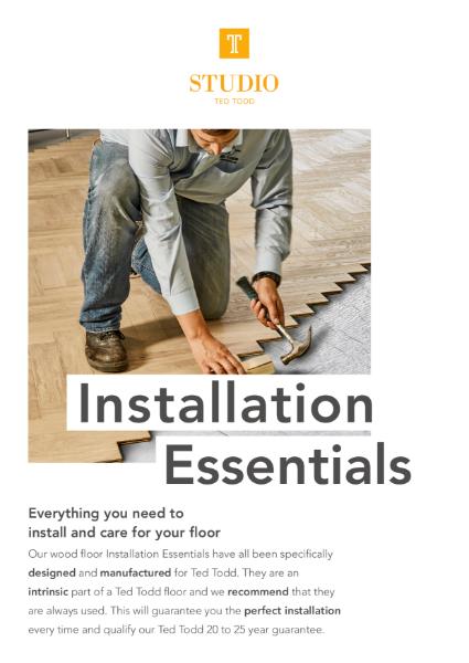 Installation Essentials