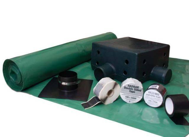 Radbar® 300 µm Radon Gas Barrier