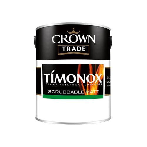 Crown Trade Timonox Scrubbable Matt