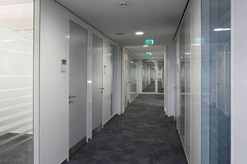 M100 Modular Partitioning System - Double Board