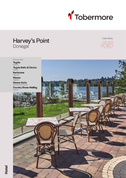 Featured project - Harveys Point, Donegal