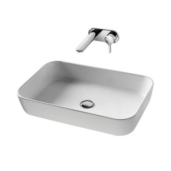 Bonamico 70cm Vessel Washbasin