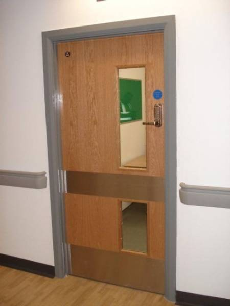 Heavy/ Severe Duty Non-Fire Rated Doorsets
