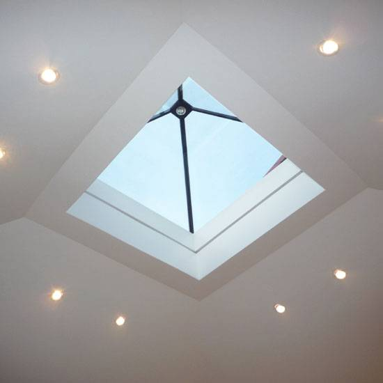 Fixed Lantern Rooflight