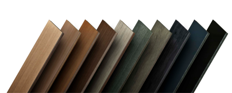 Pura® NFC wood & lumen decors