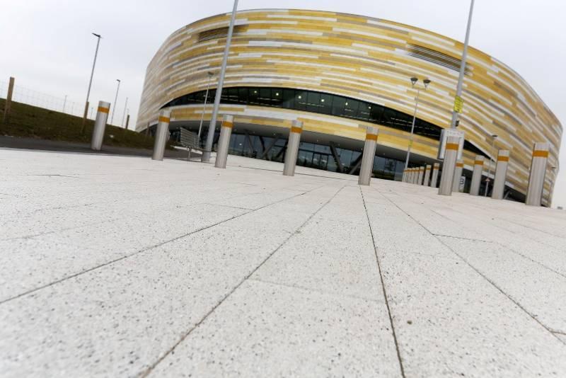 Derby Velodrome Arena
