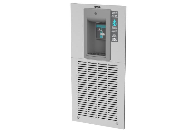 MWSBF Fully Recessed Manual Bottle Filler