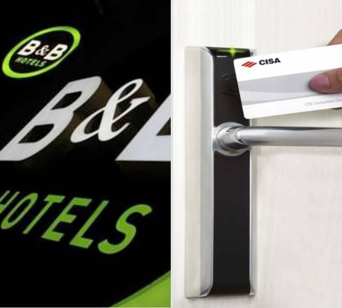 B&B Hotels Chain