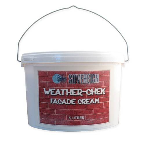 Weather-Chek Façade Cream