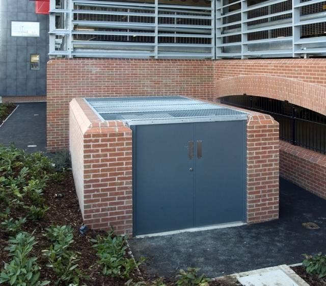 Blast Resistant Steel Doorsets- Armourdoor AD50