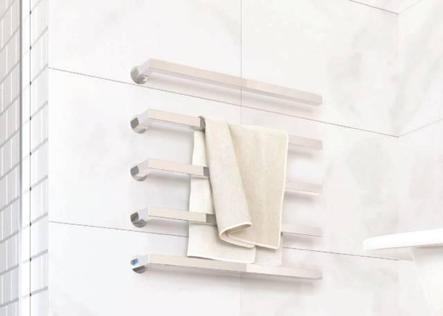ThermoSphere Vertical Towel Bar 12V