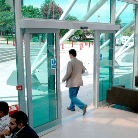 ST Automatic Sliding Doors