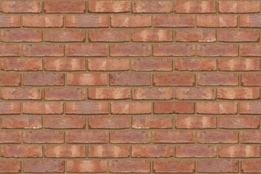 Townhouse Blend - Clay bricks