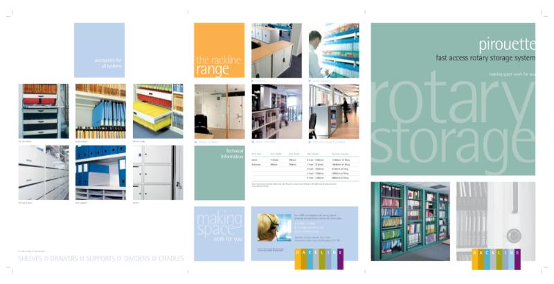 Pirouette Rotary Storage Brochure