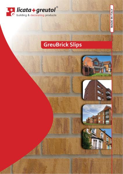 3. Licata Acrylic BrickSlips
