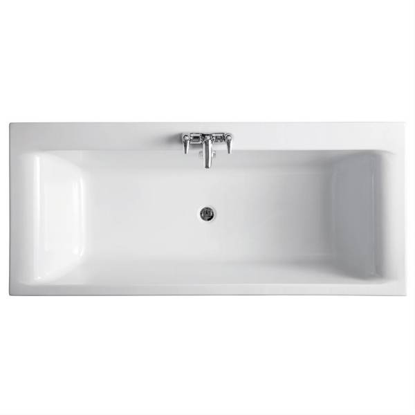 Alto 170 x 75 cm Double Ended Bath