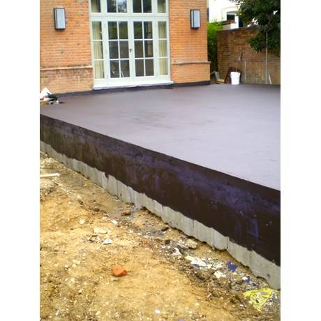 Triton TT Vapour Membrane - Liquid Waterproofing / Gas Barrier Membrane