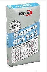 Sopro OFS 543 -Levelling screed