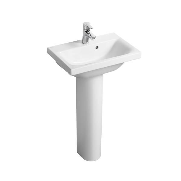 Concept Space 55 cm Washbasin - Short Projection