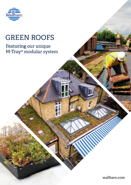 Green roof system - M-Tray®