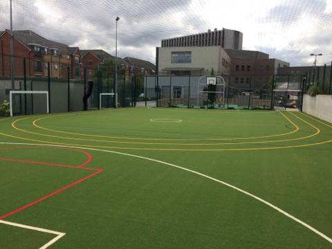 Artificial Grass Case Study - Pike Fold Primary School