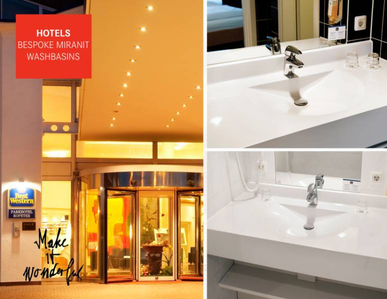 Luxurious hotel uses Franke products for redevelopment