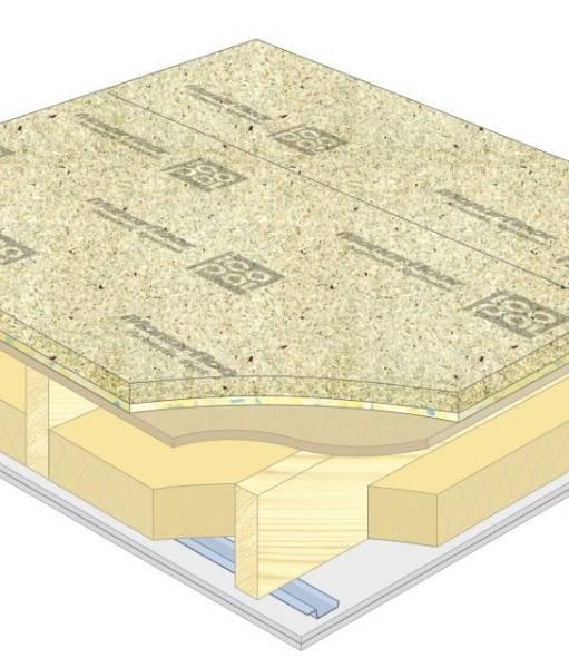 Monarfloor Deck 18 System