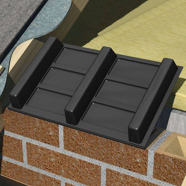 Refurbishment Eaves Panel Ventilators