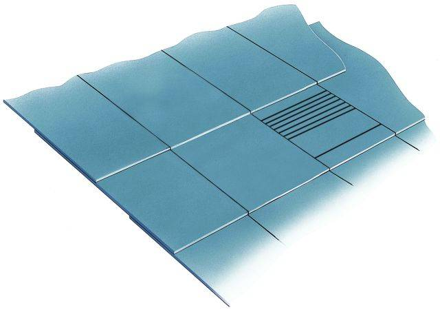 Flush Slate Ventilator