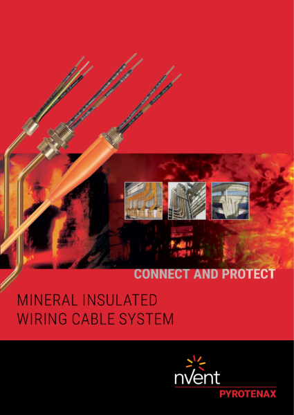 Wiring Specialty - Mineral Insulated (MI) Fire Survival Cables