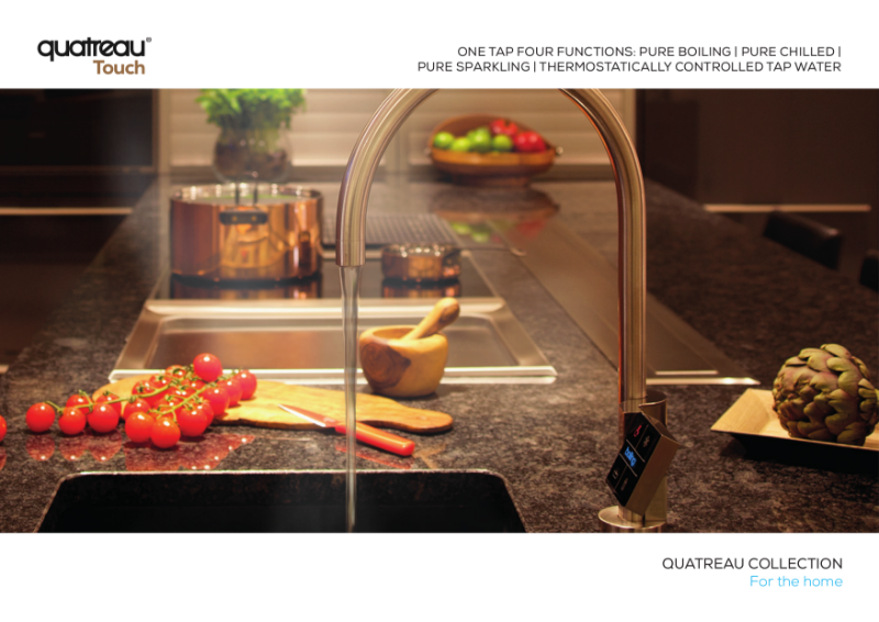 Quatreau Range of Touch & SmartTaps