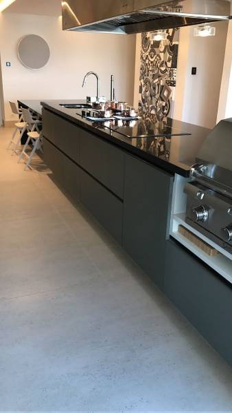 Kitchen Flooring Dekton