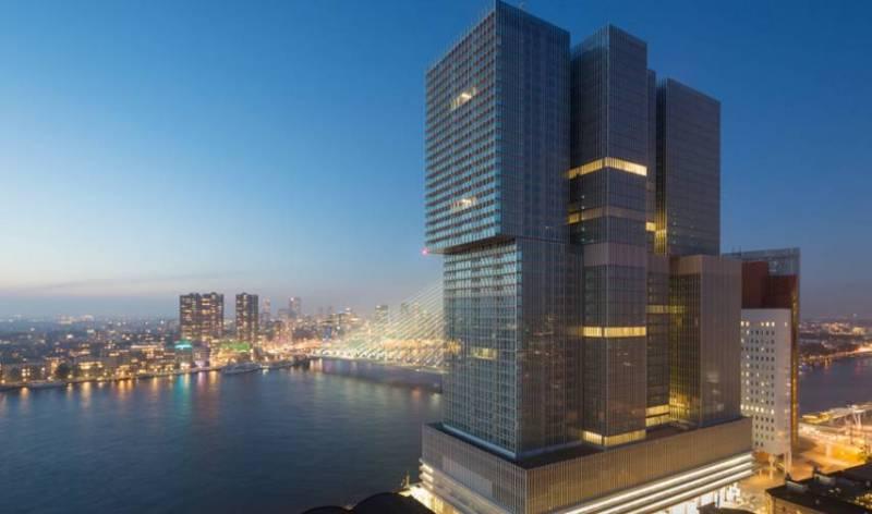 44 Floors, Rotterdam