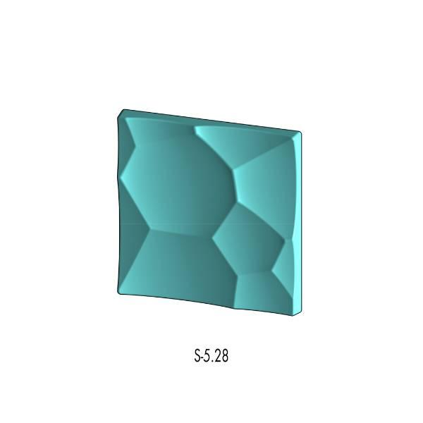 3D Ceiling Tile S-5.28